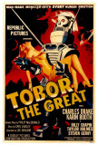 Tobor the Great Posters