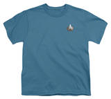 Youth: Star Trek-TNG Science Emblem T-Shirts