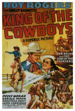 King of the Cowboys Posters