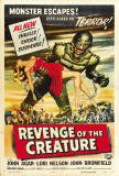 Revenge of the Creature Print