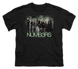 Youth: Numb3rs-Numbers Cast Shirt