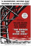 Bridge on the River Kwai Plakát