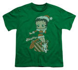 Youth: Betty Boop-Define Naughty T-shirts