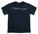 Youth: The Good Wife-Law Offices T-shirts