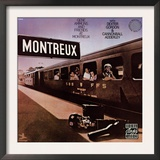 Gene Ammons and Friends in Montreux Poster