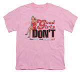 Youth: 90210 - Good Girls Don't T-shirts