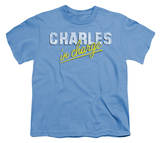Youth: Charles in Charge-Charles T-shirts