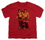 Youth: Bruce Lee-Nunchucks Shirt