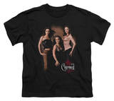 Youth: Charmed - Three Hot Witches T-shirts