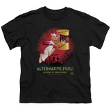 Youth: Popeye-Alternative Fuel Shirts