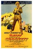 Davy Crockett Posters