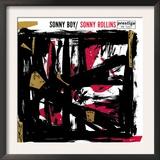 Sonny Rollins - Sonny Boy Posters