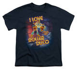 Youth: Space Ace-I Love Roller Disco T-shirts