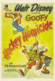 Hockey Homicide Poster