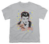 Youth: Elvis-Rockin With The King T-shirts