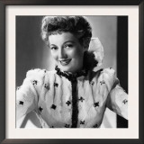 Mrs. Mike, Evelyn Keyes, 1949 Prints