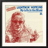Lightnin' Hopkins - My Life in the Blues Prints