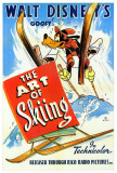 The Art of Skiing Pôsters
