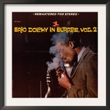 Eric Dolphy - Eric Dolphy in Europe, Vol. 2 Posters