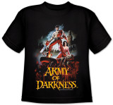 Youth: Army Of Darkness - Bloody Poster T-shirts