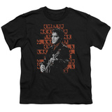 Youth: Elvis-1968 T-shirts