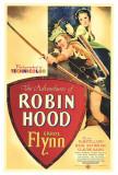 The Adventures of Robin Hood Prints