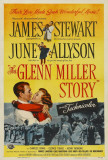 The Glenn Miller Story Affiches