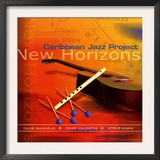 Caribbean Jazz Project - New Horizons Print