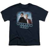 Youth: Quantum Leap-Sam & Al T-shirts
