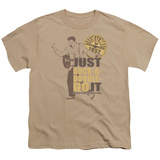 Youth: Sun Records-Rock A Doodle Elvis T-Shirt