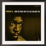 John Coltrane - Traneing In Posters