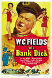 The Bank Dick Plakat