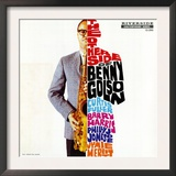 Benny Golson - The Other Side of Benny Golson Posters by Paul Bacon