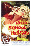 High School Hellcats Poster
