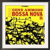 Gene Ammons - Bad! Bossa Nova Print