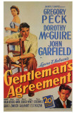Gentleman's Agreement Plakater