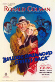 Bulldog Drummond Strikes Back Posters