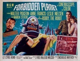 Forbidden Planet Masterprint