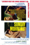 Saturday Night and Sunday Morning Posters