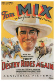 Destry Rides Again Prints