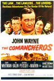 The Comancheros Prints