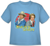 Youth: Simon & Simon-Brothers T-shirts