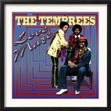 The Temprees - Love Maze Prints