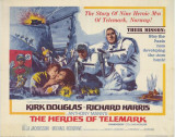 The Heroes of Telemark -  Style Posters