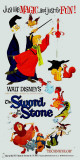 The Sword in the Stone - Posterler