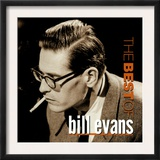 Bill Evans - The Best of Bill Evans Poster