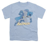 Youth: Batman - Running Retro T-shirts