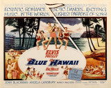 Blue Hawaii  -  Style Prints