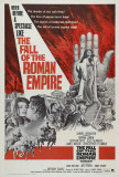 The Fall of the Roman Empire Kunstdruck