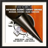 Howard Alden and Jimmy Bruno - Full Circle Print